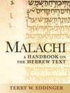 Baylor Handbook on the Hebrew Bible: Malachi (BHHB)