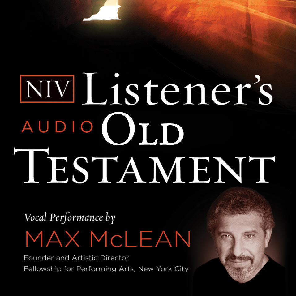 NIV Listener's Audio Bible: Old Testament