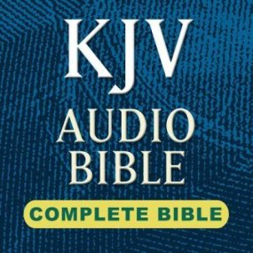 KJV Audio Bible-Voice Only