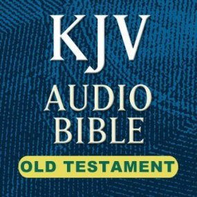 KJV Audio Bible-Voice Only: Old Testament