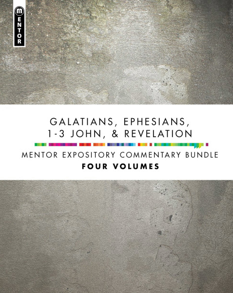 Mentor Expository Commentary (4 Vols.) - MEC