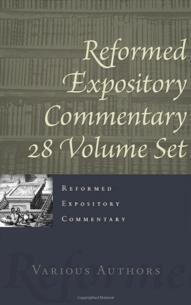 Reformed Expository Commentary (28 Vols.) - REC