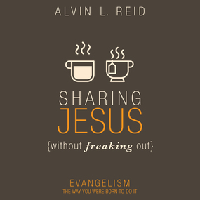 Sharing Jesus Without Freaking Out: Evangelism the Way You Were Born to Do It by Alvin Reid and Wes Bleed...