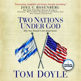 Two Nations Under God: Good News From the Middle East by Tom Doyle...