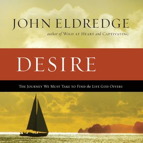 Desire: The Journey We Must Take to Find the Life God Offers by John Eldredge and Kelly Ryan Dolan...