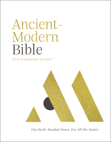 NKJV Ancient-Modern Bible for the Olive Tree Bible App on