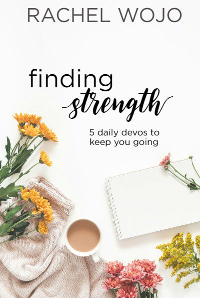 Finding Strength 5-Day Reading Plan