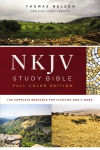 NKJV Study Bible Full Color, 3rd Edition