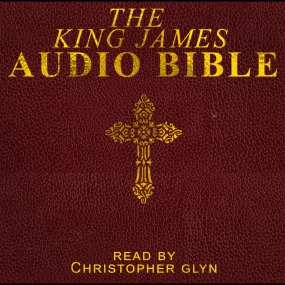 KJV Bible, Read by Christopher Glyn