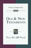 Tyndale Old and New Testament Commentary Set (60 Vols.) — TOTC & TNTC