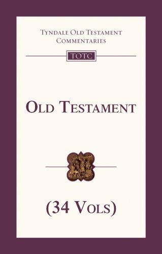 Tyndale Old Testament Commentaries (34 Vols.) — TOTC