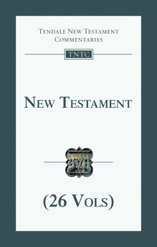 Tyndale New Testament Commentaries (26 Vols.) —  TNTC