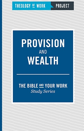 Provision And Wealth - Bible and Your Work Study Series