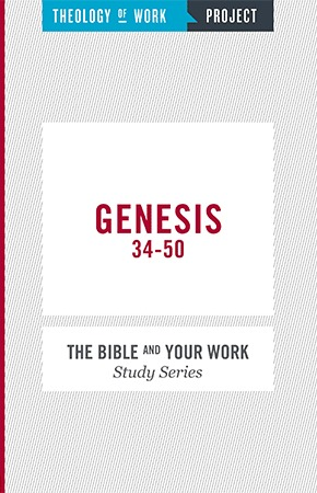 Genesis 34-50 - Bible and Your Work Study Series