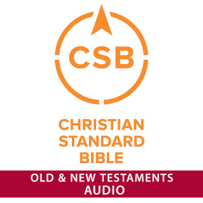 Christian Standard Bible (CSB) - Audio Bible