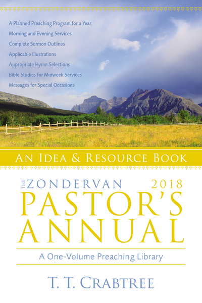 Zondervan 2018 Pastor's Annual