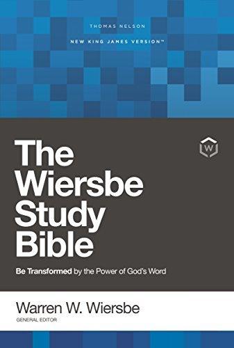 Wiersbe Study Bible (NKJV)