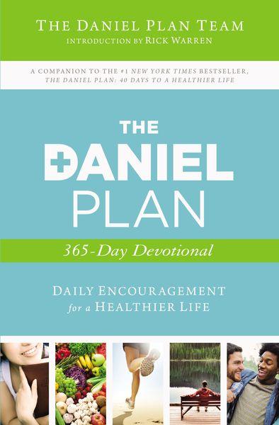 Daniel Plan 365-Day Devotional