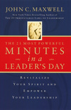 21 Most Powerful Minutes in a Leader's Day