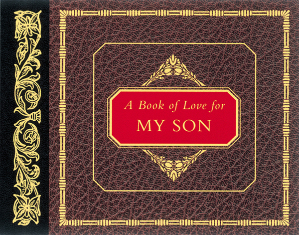 Book of Love for My Son