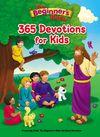 Beginner's Bible 365 Devotions for Kids