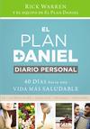 plan Daniel, diario personal