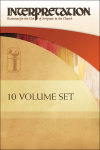 Interpretation: Resources for the Use of Scripture in the Church Collection (10 Vols.)
