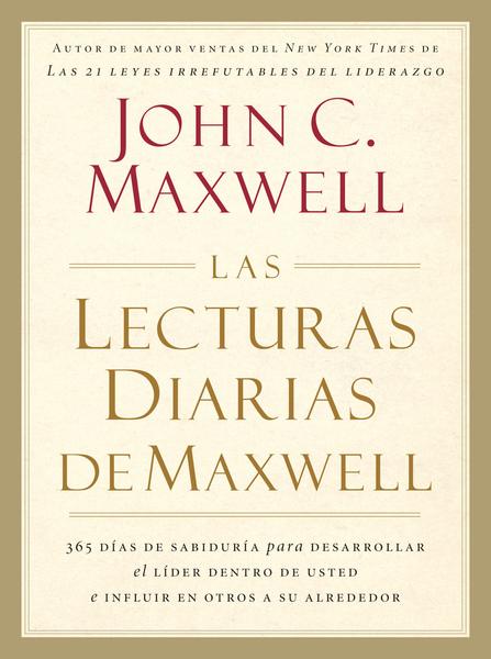 lecturas diarias de Maxwell
