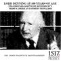 Lord Denning at 100 Years of Age: English Parliamentary Sovereignty v. American Constitutionalism