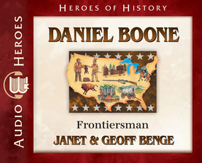 Daniel Boone: Frontiersman by Janet Benge and Geoff Benge...