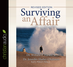 Surviving an Affair by Willard F Harley and Jennifer Harle...