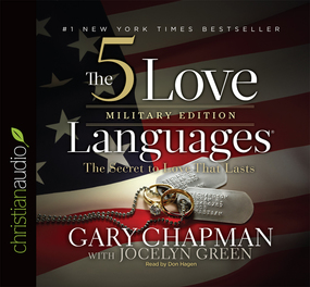 The 5 Love Languages Military Edition: The Secret to Love That Lasts by Jocelyn Green and Gary D Chapman...