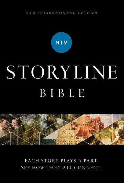 NIV Storyline Study Bible