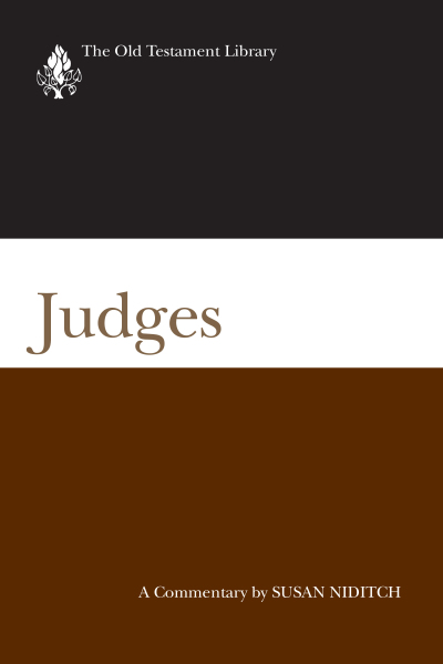 Old Testament Library: Judges (Soggin 1981) — OTL