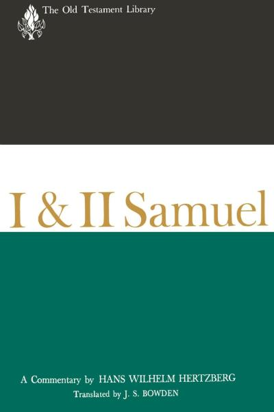 Old Testament Library: I and II Samuel (Herzberg 1965) — OTL
