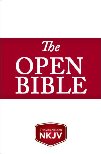 NKJV, Open Bible