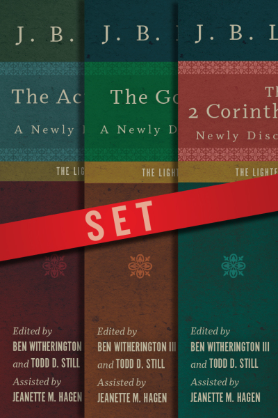 Lightfoot Legacy Set (3 Vols) — LLS