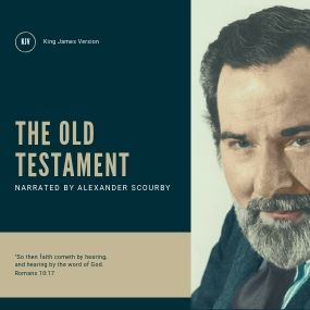 KJV Audio Bible Old Testament, Narrated by Alexander Scourby