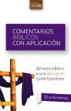 Comentarios bíblico con aplicación (20 Vols.)