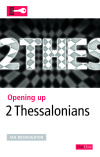 Opening Up 2 Thessalonians - OUB