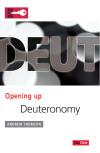 Opening Up Deuteronomy - OUB