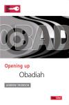Opening up Obadiah - OUB