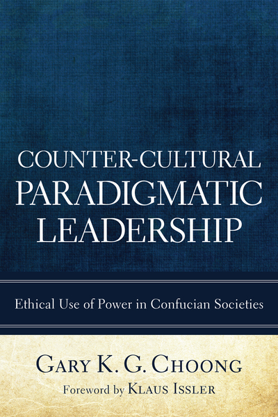 Counter-Cultural Paradigmatic Leadership