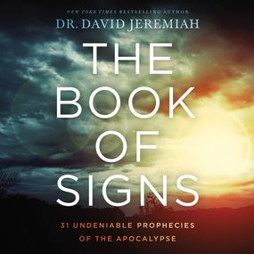 Book of Signs by Dr David Jeremiah...