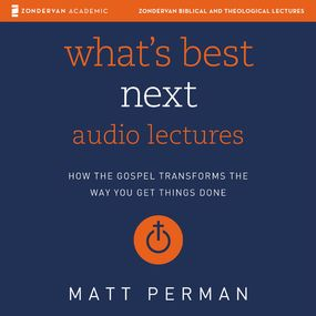 What's Best Next: Audio Lectures