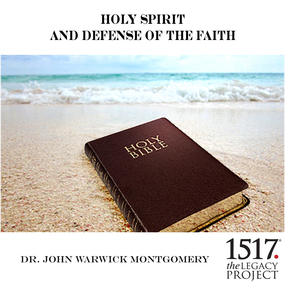 Holy Spirit and Defense of the Faith by John Warwick Montgomery...