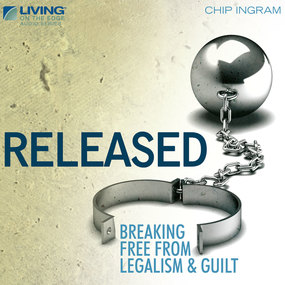 Released: Breaking Free from Legalism and Guilt