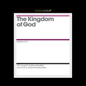 The Kingdom of God by D. A. Carson, Timothy Keller and St...