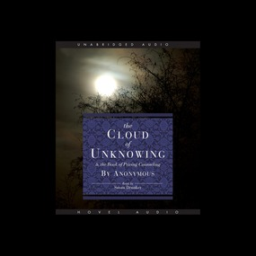The Cloud of Unknowing by Anonymous ...