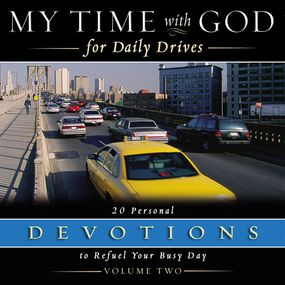 My Time with God for Daily Drives Audio Devotional: Vol. 2